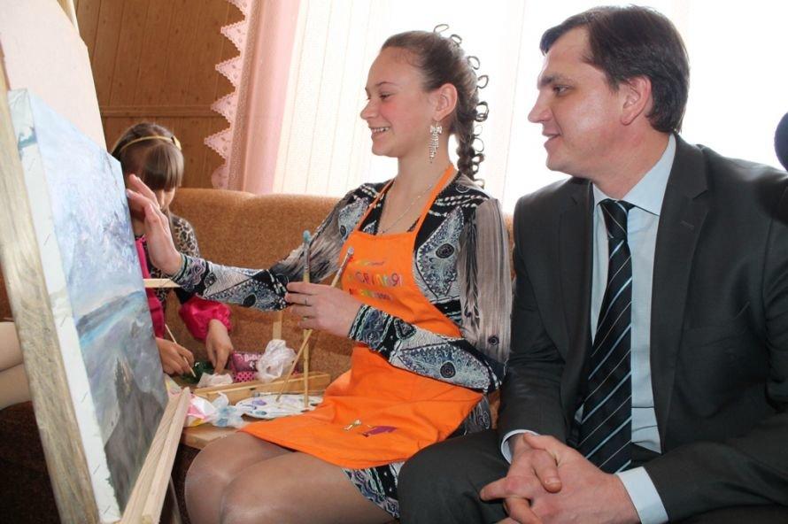 Артемовск посетил Уполномоченный Президента Украины по правам детей (ФОТО+ВИДЕО), фото-4