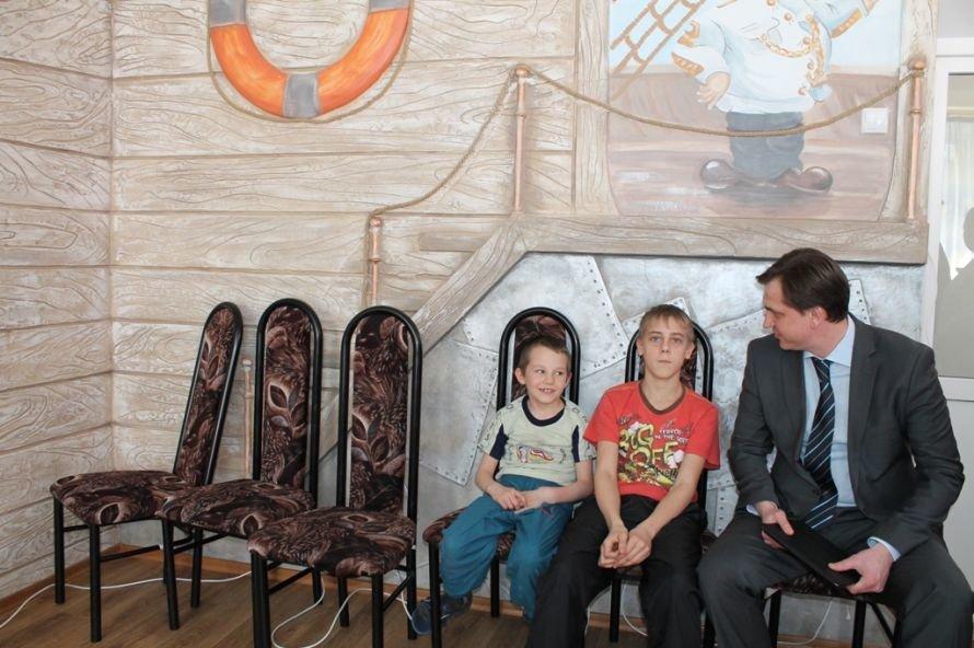 Артемовск посетил Уполномоченный Президента Украины по правам детей (ФОТО+ВИДЕО), фото-2