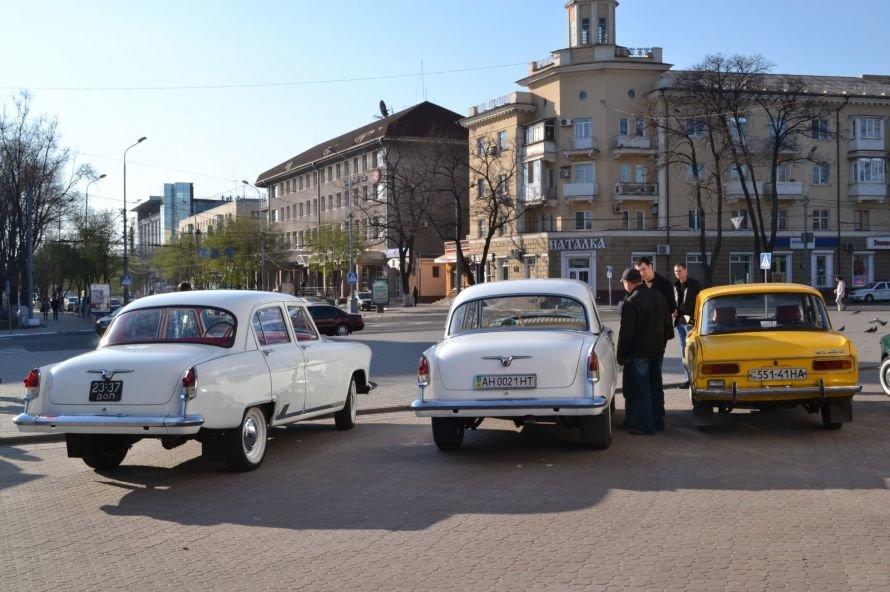 Мариупольцы «запали» на ретро-автомобили (ФОТОФАКТ), фото-3