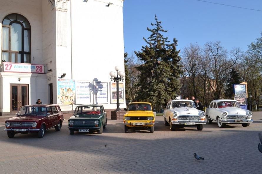 Мариупольцы «запали» на ретро-автомобили (ФОТОФАКТ), фото-1