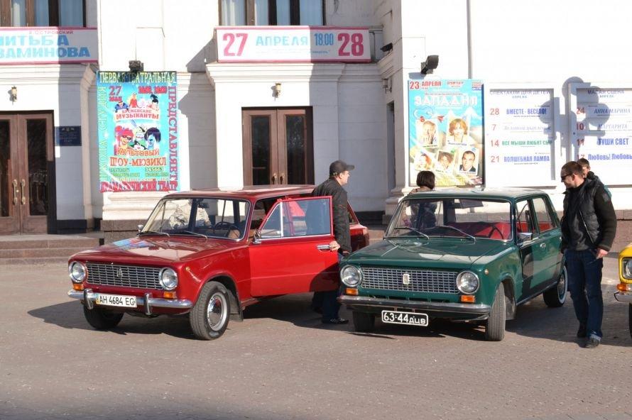 Мариупольцы «запали» на ретро-автомобили (ФОТОФАКТ), фото-8