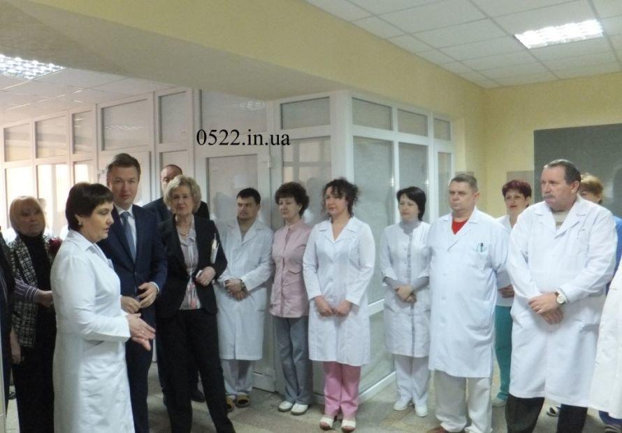 В областной больнице открыли диагностический центр. Фото, фото-1