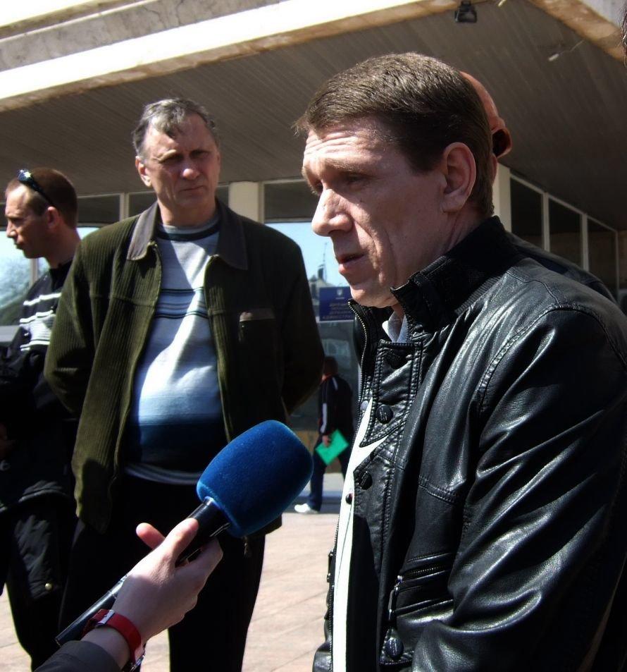 Донецкие шахтостроители, полгода не получающие зарплату, готовы объявить голодовку (фото), фото-1