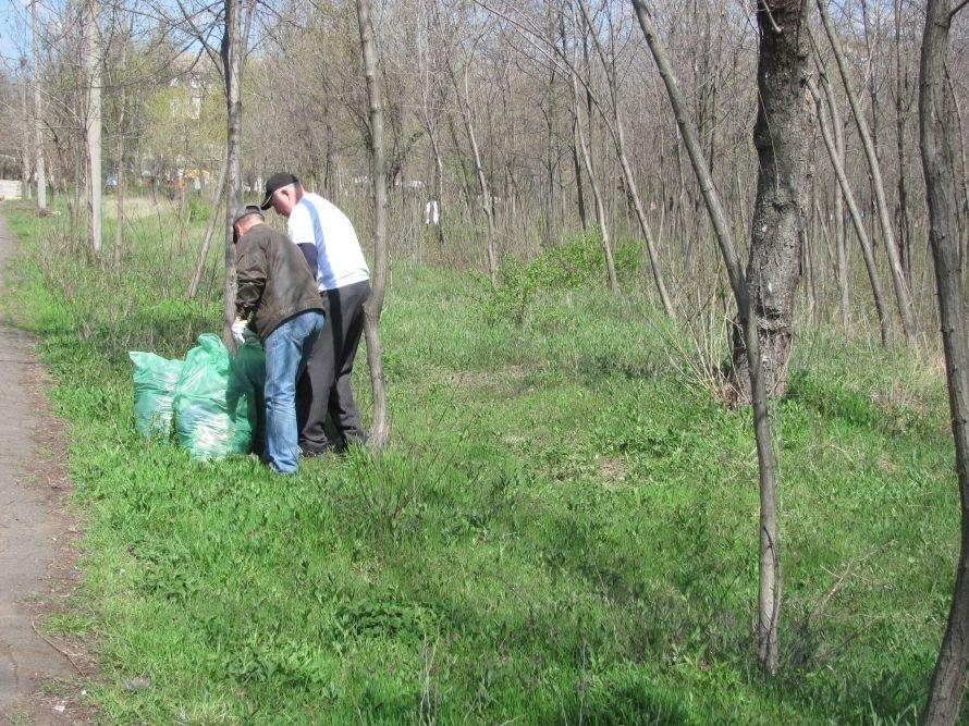 Субботник показал - Мариуполю пора избавляться от мусорного полигона, фото-10