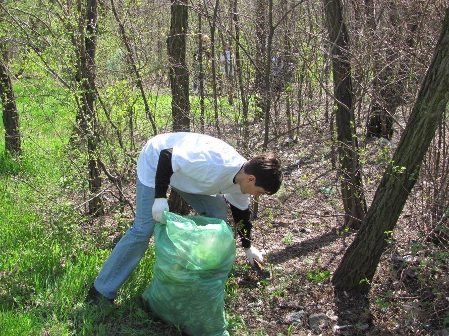 Субботник показал - Мариуполю пора избавляться от мусорного полигона, фото-4