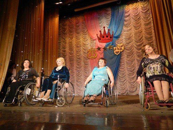 В Мариуполе выбрали «Леди на коляске-2013» (ФОТО), фото-1