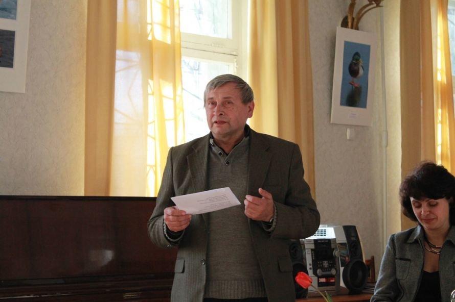 В артемовской библиотеке презентовали «Судную эпоху», фото-4