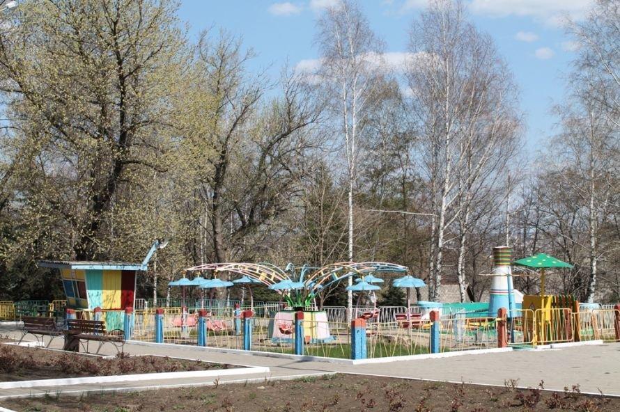 Мэр Артемовска сетует об убыточности городского парка и ставит в пример опыт Димитрова (ФОТО+ВИДЕО), фото-4