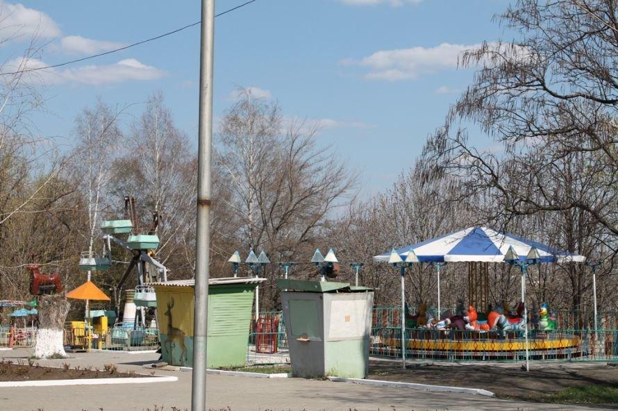 Мэр Артемовска сетует об убыточности городского парка и ставит в пример опыт Димитрова (ФОТО+ВИДЕО), фото-3
