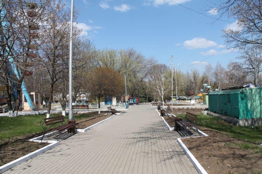 Мэр Артемовска сетует об убыточности городского парка и ставит в пример опыт Димитрова (ФОТО+ВИДЕО), фото-1