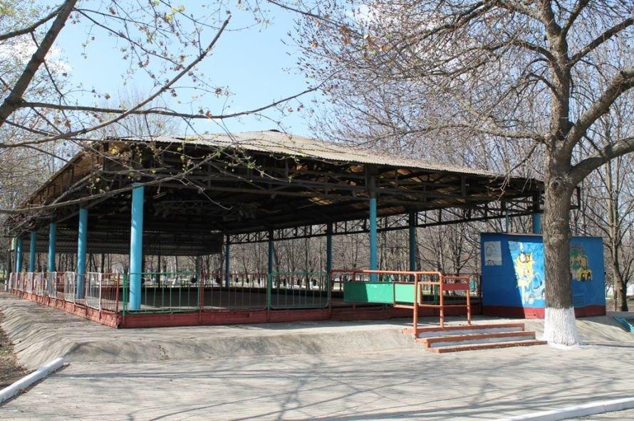 Мэр Артемовска сетует об убыточности городского парка и ставит в пример опыт Димитрова (ФОТО+ВИДЕО), фото-5