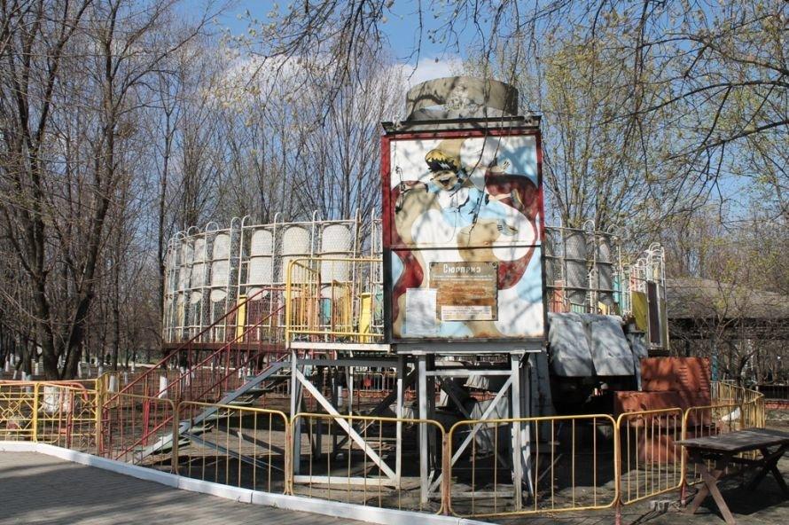 Мэр Артемовска сетует об убыточности городского парка и ставит в пример опыт Димитрова (ФОТО+ВИДЕО), фото-6