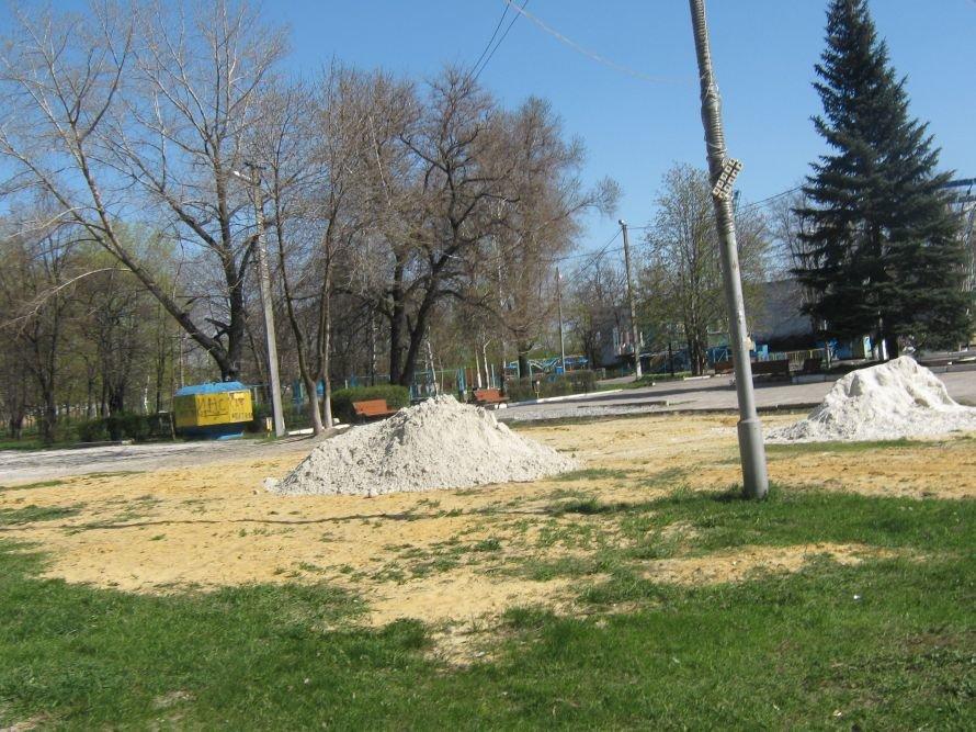 Мэр Артемовска сетует об убыточности городского парка и ставит в пример опыт Димитрова (ФОТО+ВИДЕО), фото-9