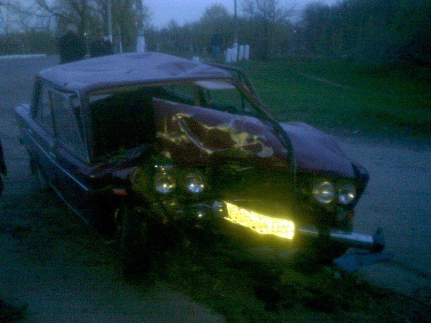 В Донецке «Хонда Аккорд» не захотела уступить дорогу «Таврии» (фото), фото-3