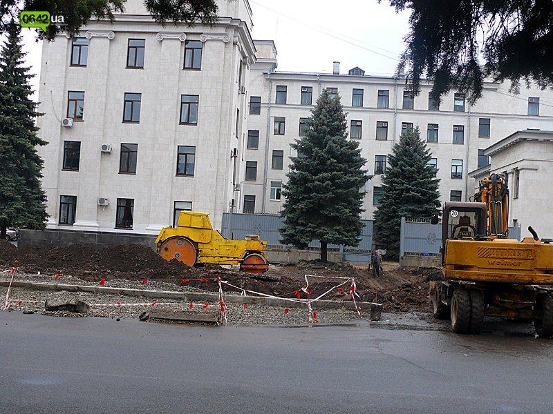 В Луганске масштабно ремонтируют здание облгосадминистрации (ФОТО), фото-3