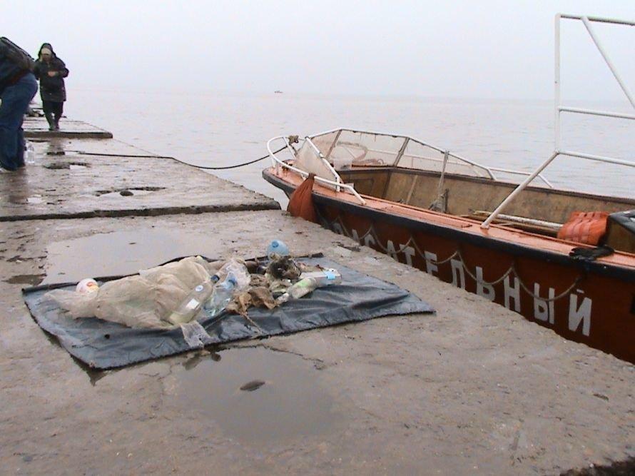 Мариупольские спасатели очищают дно морское (ФОТО), фото-1