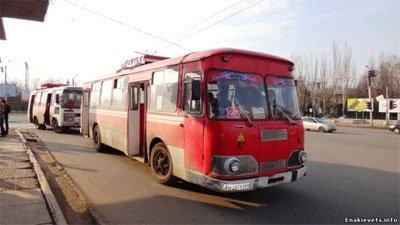 автобусы горловки