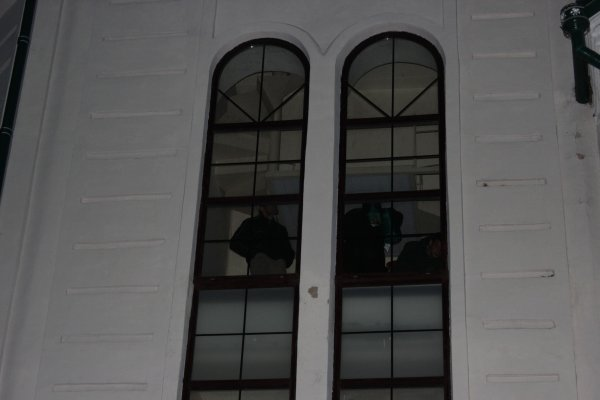 Храм в Новоархангельске освободили от захватчиков. Фото. Видео, фото-1