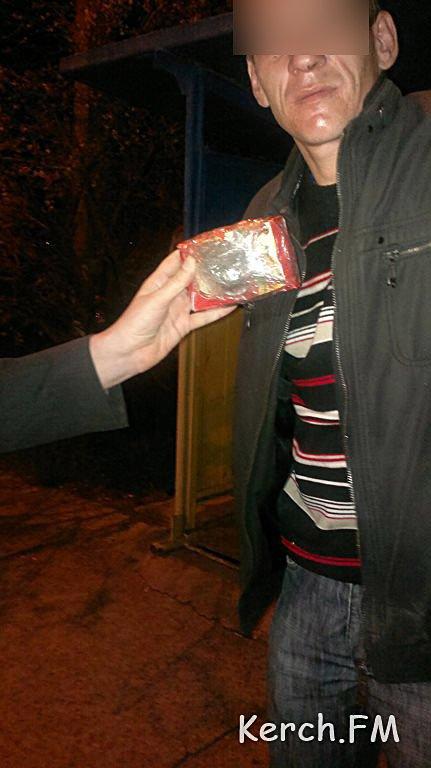 Крымчанин пытался перебросить наркоту в колонию (ФОТО), фото-1
