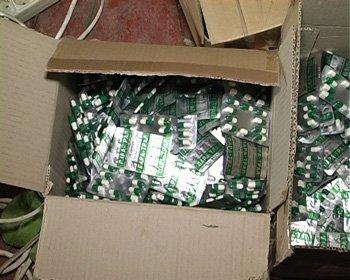 В Донецкой области продвинутый наркоаграрий научился в своей «оранжерее» выращивать коноплю без почвы (фото), фото-3