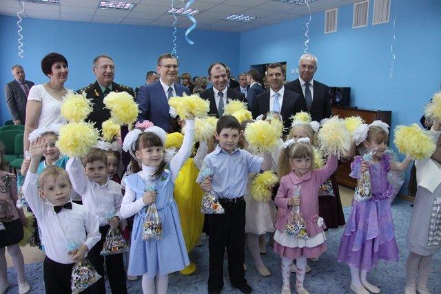 Днепропетровский губернатор рассказал, сколько мест получат маленькие днепропетровцы в детских садах (ФОТО), фото-1