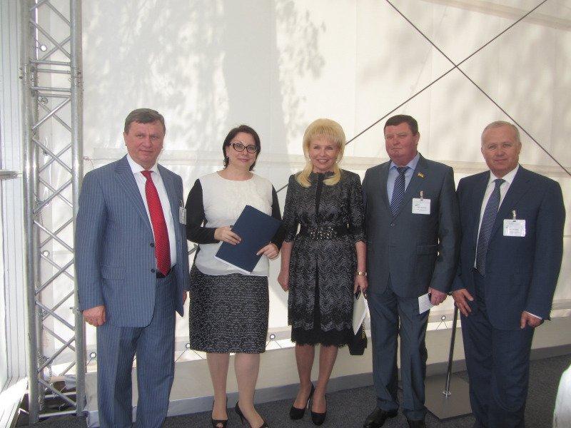 В Днепропетровск приехали евродепутаты, чтобы поговорить о сотрудничестве с Украиной (ФОТО), фото-4