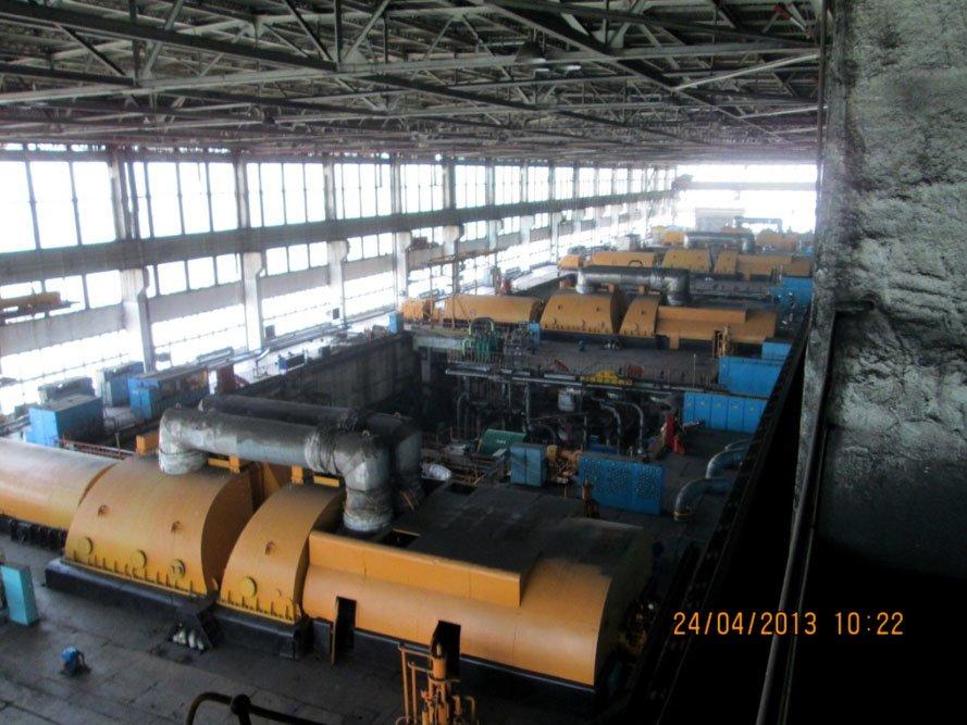 ФОТОРЕПОРТАЖ: На Запорожской ТЭС спасатели провели учения, фото-1