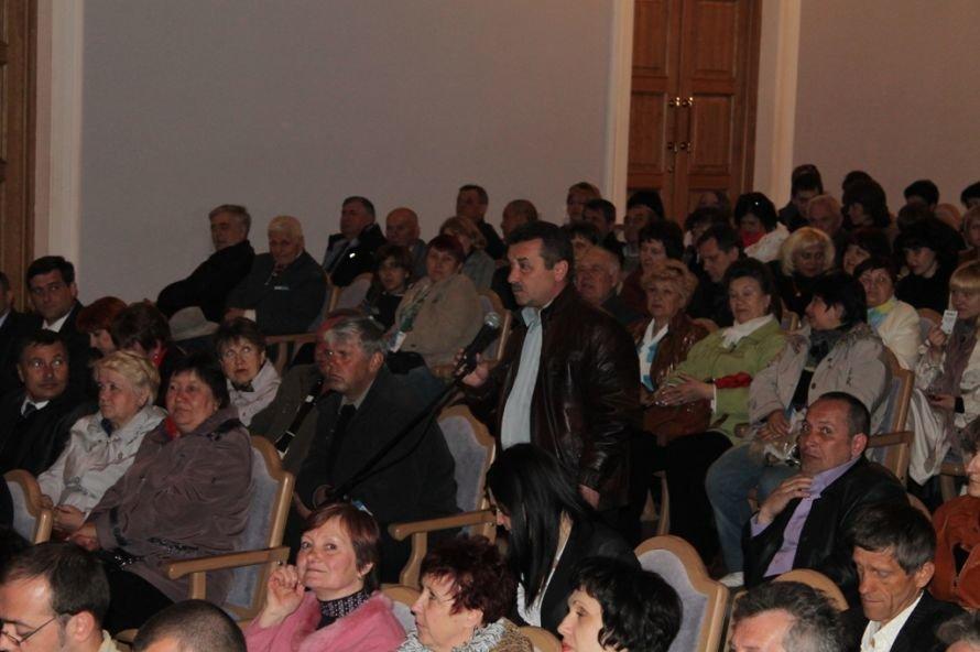 Предсказание Сайта города Артемовска не сбылось: Шинкаренко переизбрали на должность председателя, фото-8