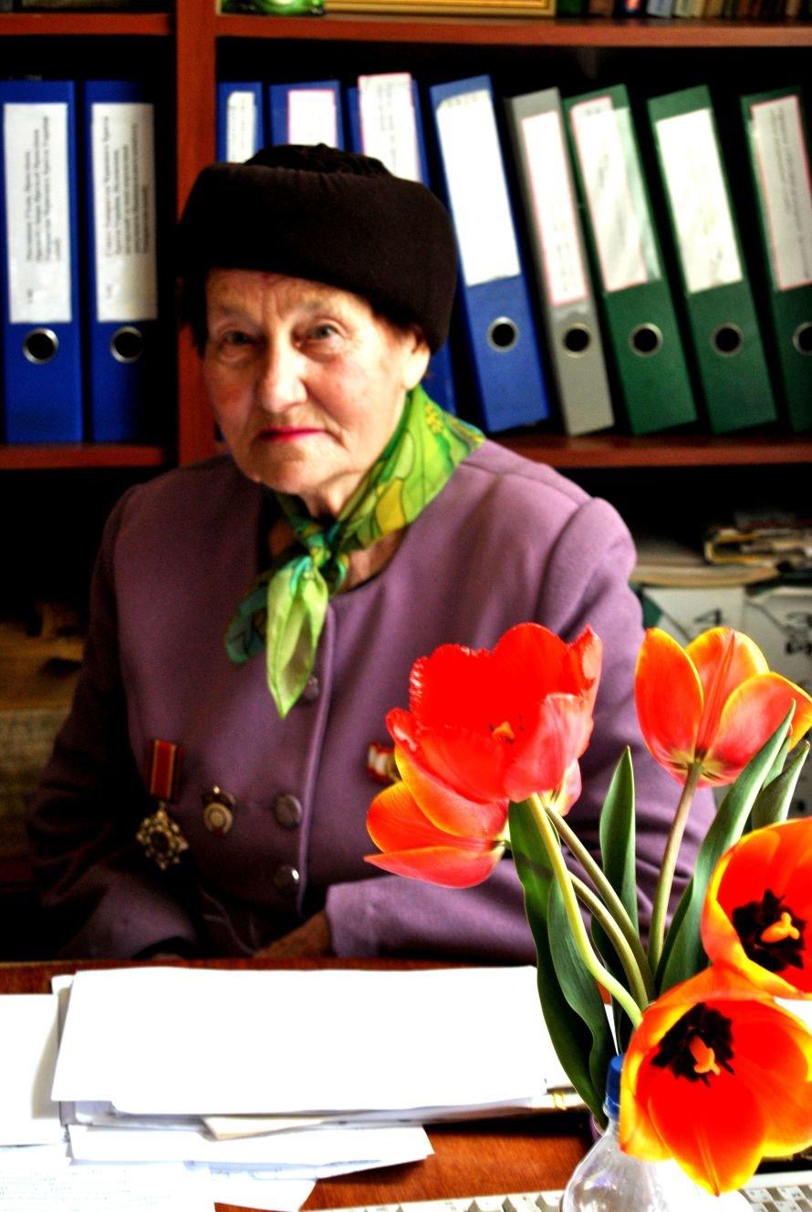 Дончанке, пострадавшей при ликвидации Чернобыльской аварии, исполнилось 80 лет, фото-1