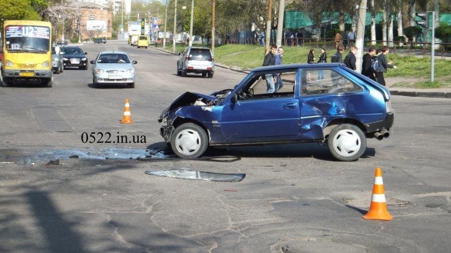 Кировоград: очередное тяжелое ДТП (ФОТО) (фото) - фото 1