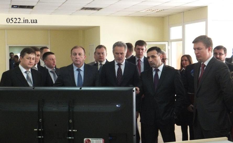 Дмитрий Фирташ посетил ПАО «Червона зирка». Фото, фото-1