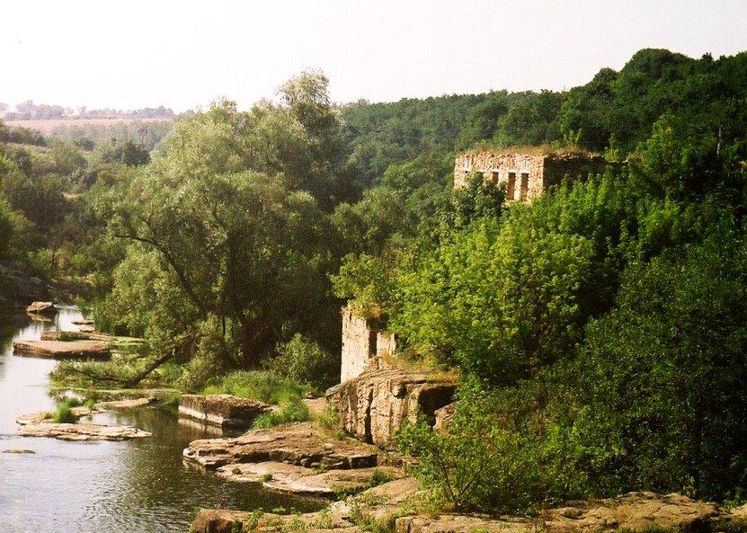 букинский каньон
