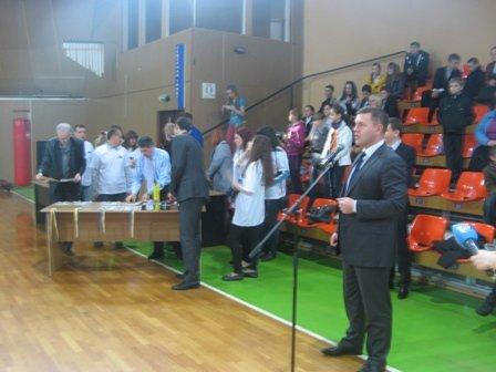 В Мариуполе «Белый волан» партии голубых флагов долетел  до финала (ФОТО), фото-2
