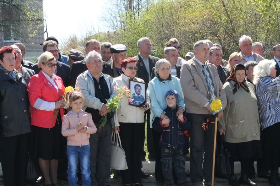 Артемовские чернобыльцы кричали «Ганьба!»  Партии Регионов, фото-10