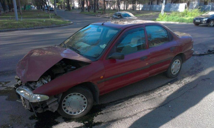 В Днепропетровске сломанный светофор спровоцировал ДТП (ФОТОРЕПОРТАЖ), фото-4