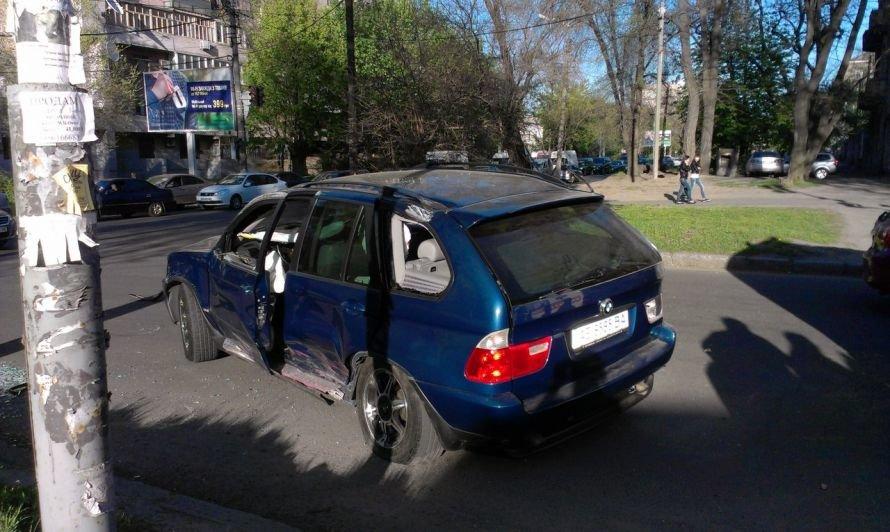 В Днепропетровске сломанный светофор спровоцировал ДТП (ФОТОРЕПОРТАЖ), фото-2