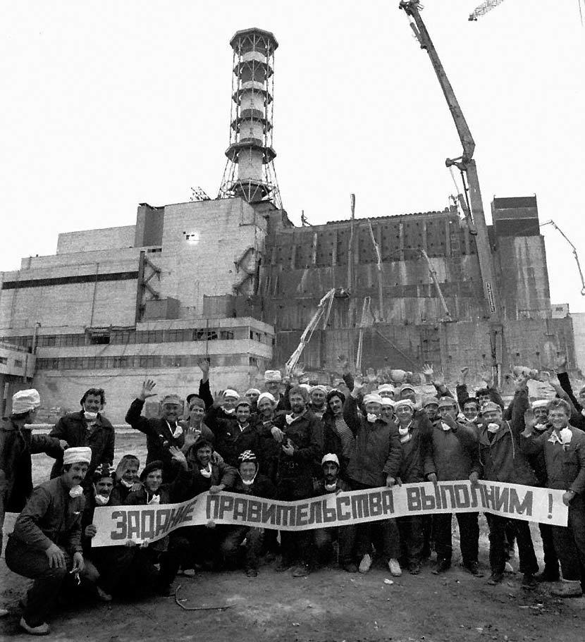 Сегодня 27 лет с момента катастрофы на Чернобыльской АЭС, фото-3
