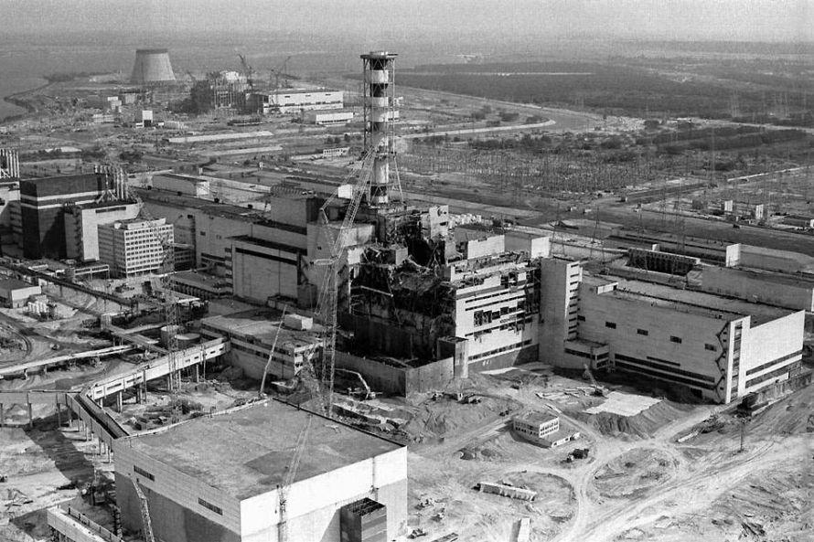 Сегодня 27 лет с момента катастрофы на Чернобыльской АЭС, фото-1