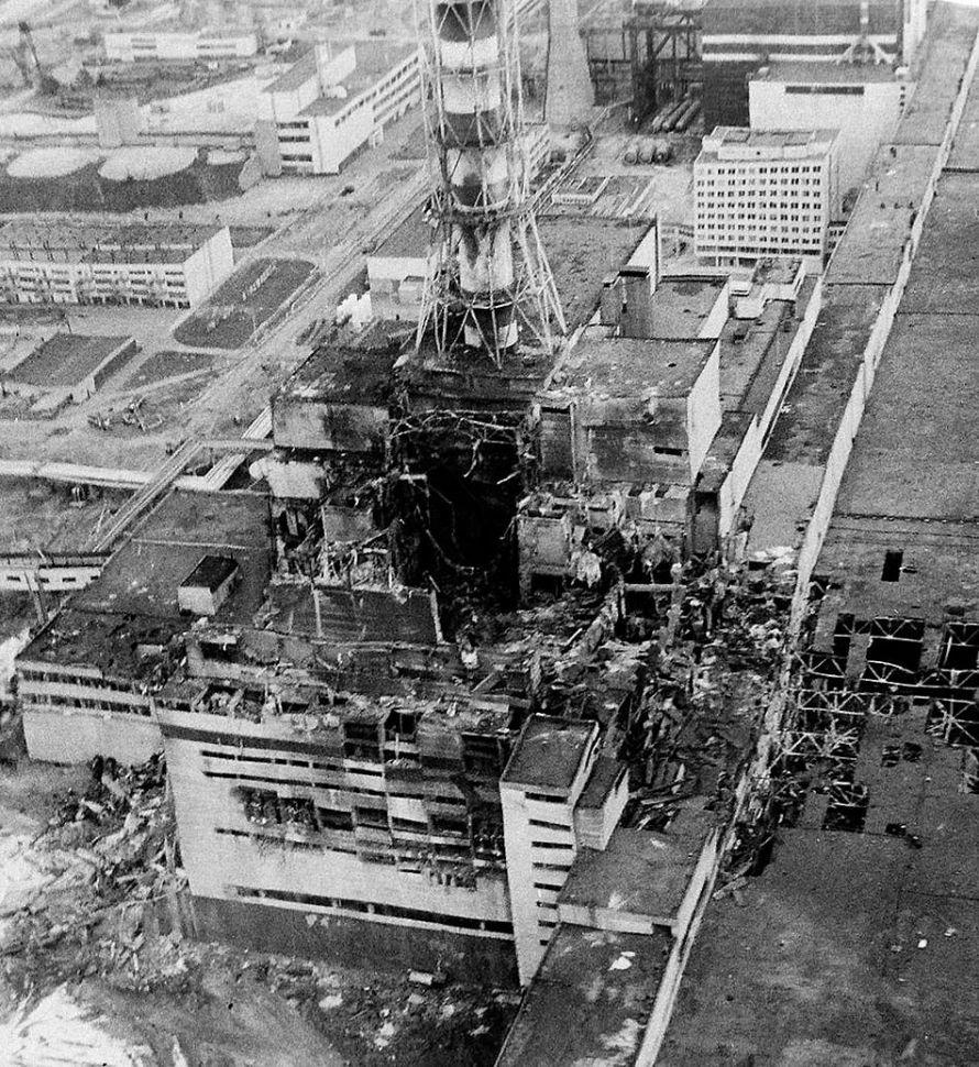 Сегодня 27 лет с момента катастрофы на Чернобыльской АЭС, фото-2