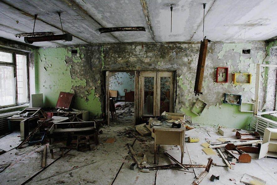 Сегодня 27 лет с момента катастрофы на Чернобыльской АЭС, фото-5