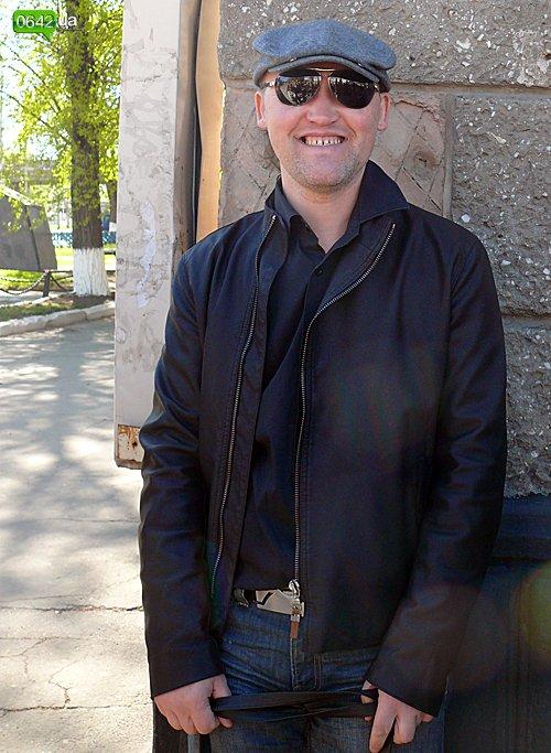 """Луганский модельер Михаил Коптев: «Многие хотят, чтобы геи ходили, потупив голову"""" (ФОТО, ВИДЕО), фото-1"""