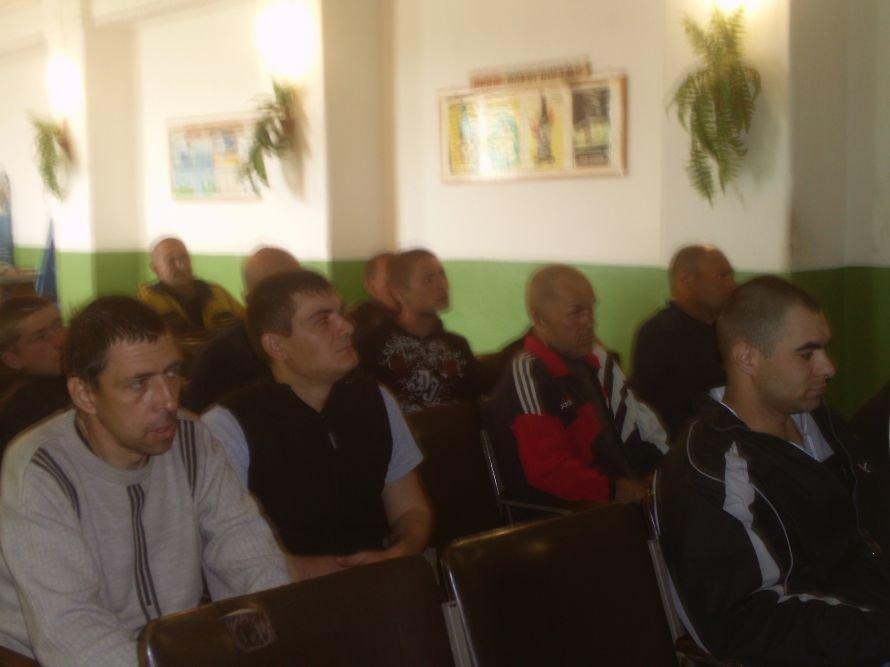 Мариупольские осужденные выбрали свой талисман (ФОТО), фото-2