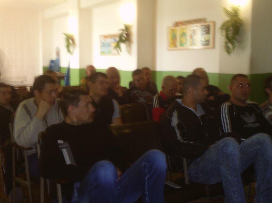 Мариупольские осужденные выбрали свой талисман (ФОТО), фото-1
