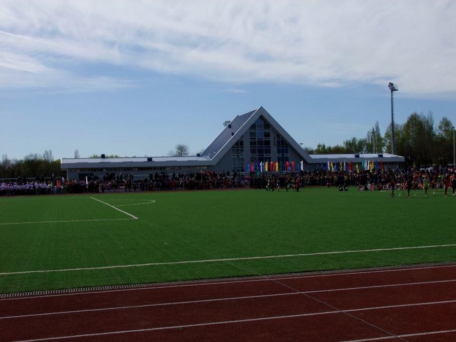 В Донецке открыли реконструированный за 78 миллионов стадион «Кировец» (фото), фото-3