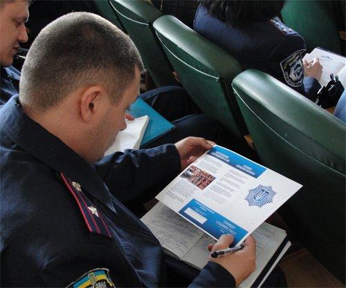 Взаимодействие милиционера с медиа, фото-2