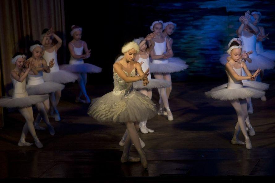 В Мариуполе юные балерины показали свое мастерство (ФОТО), фото-2
