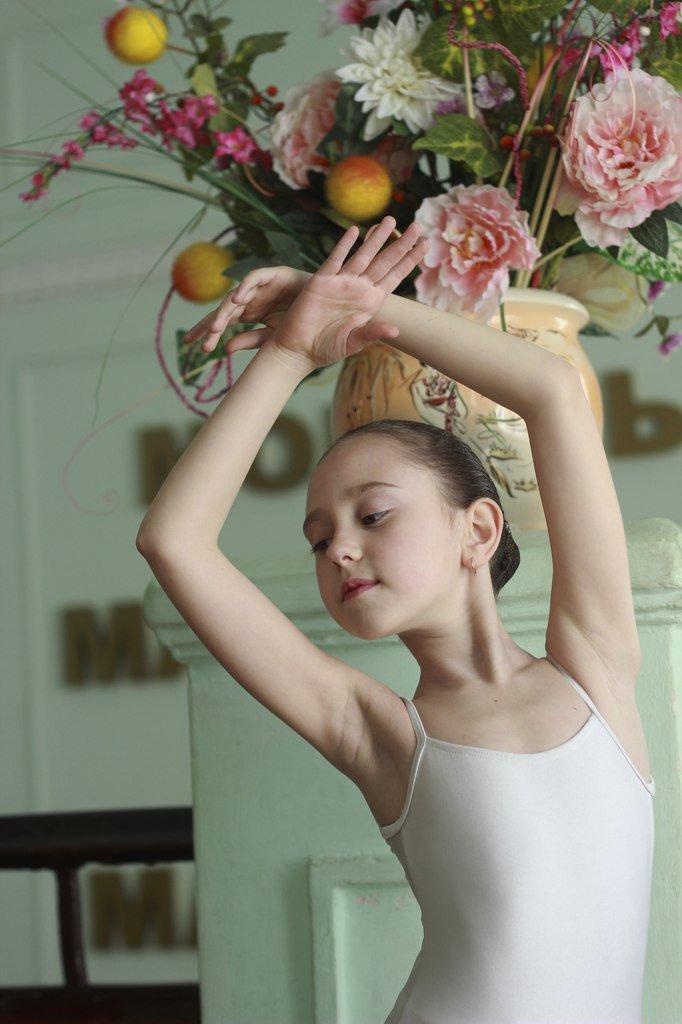 В Мариуполе юные балерины показали свое мастерство (ФОТО), фото-3