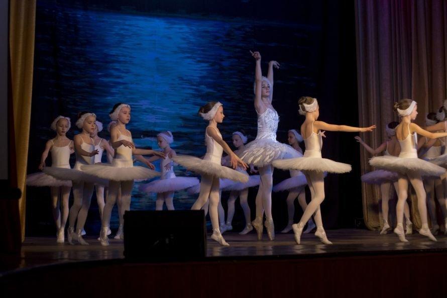 В Мариуполе юные балерины показали свое мастерство (ФОТО), фото-1