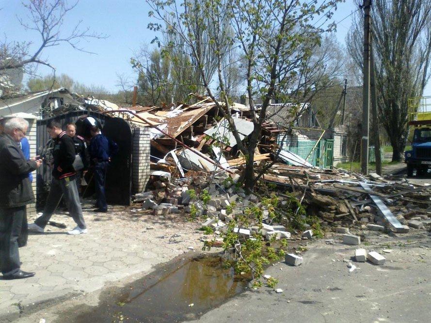 В Бердянске из-за утечки газа взорвался дом (ФОТО, ВИДЕО), фото-2