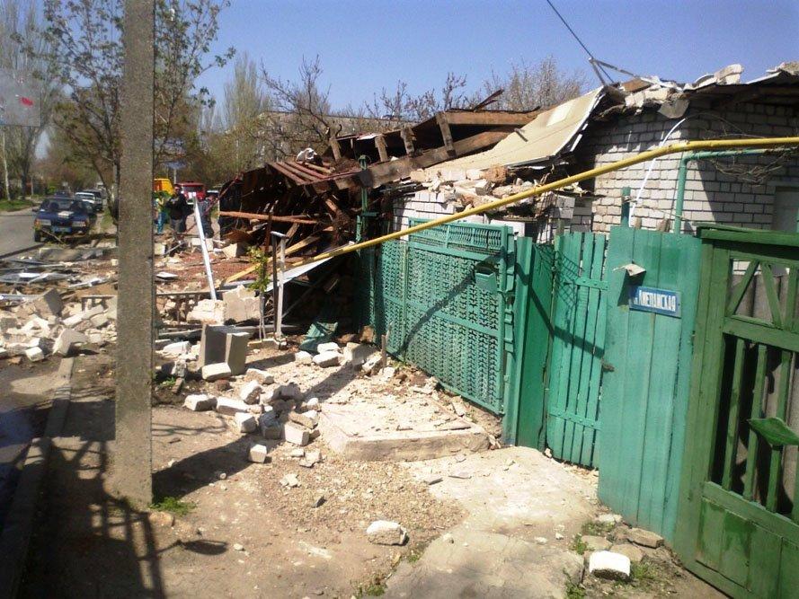 В Бердянске из-за утечки газа взорвался дом (ФОТО, ВИДЕО), фото-1